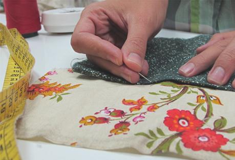 capacitación en reciclaje textil